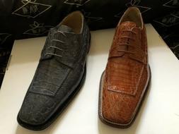 Genuine Crocodile Men's Shoes