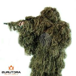 Arcturus Ghost Ghillie Suit | Super-Dense Hunting Camo in Wo