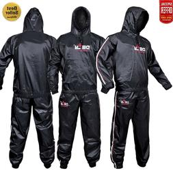 Heavy Duty DEFY Sauna Sweat Suit Exercise Gym Suit Fitness W