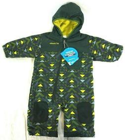 Columbia Hot-Tot Suit Kids Jacket Snowsuit - 12-18MO - green