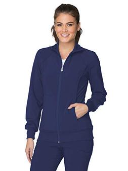Cherokee Infinity 2391A Zip Front Warm-Up Jacket Navy 2XL