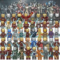 Iron Man Suits MK 1-50+ BUY 3 GET 1 FREE ~ USA Shipping Marv