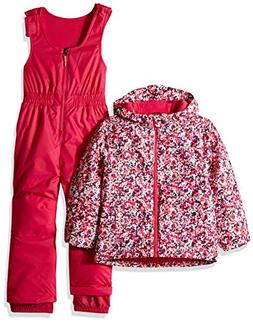 78c845b57 Columbia Kids & Baby Toddler Frosty Slope Set, Cactus Pink F