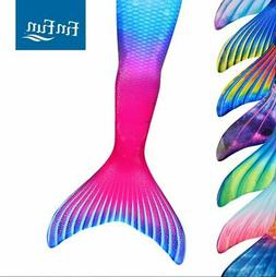 Kids Size Fin Fun Mermaid Tail Skins for Swimming, Swimmable