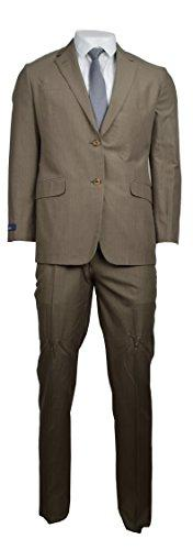 Brooks Brothers 1818 Milano Men's Wool Blend Two Piece Suit