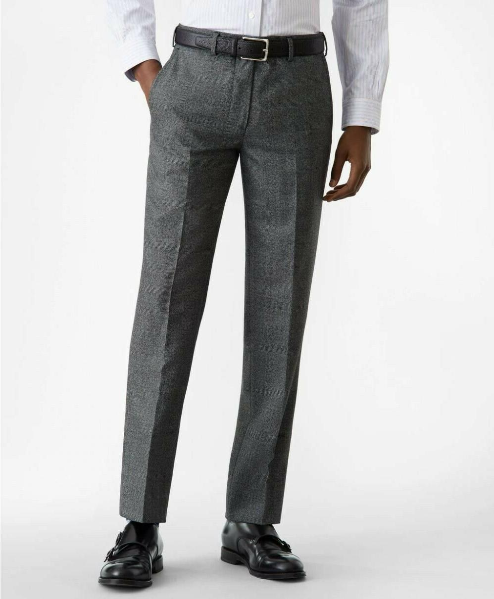 Brooks Brothers 2-button Fit Glen Suit, w Tag