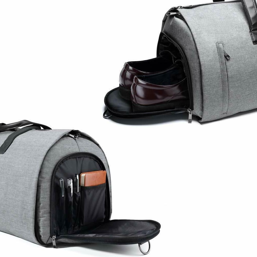20 with Suits Shoes Compartment Black
