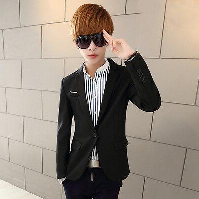 2018Casual Formal Suit Blazer