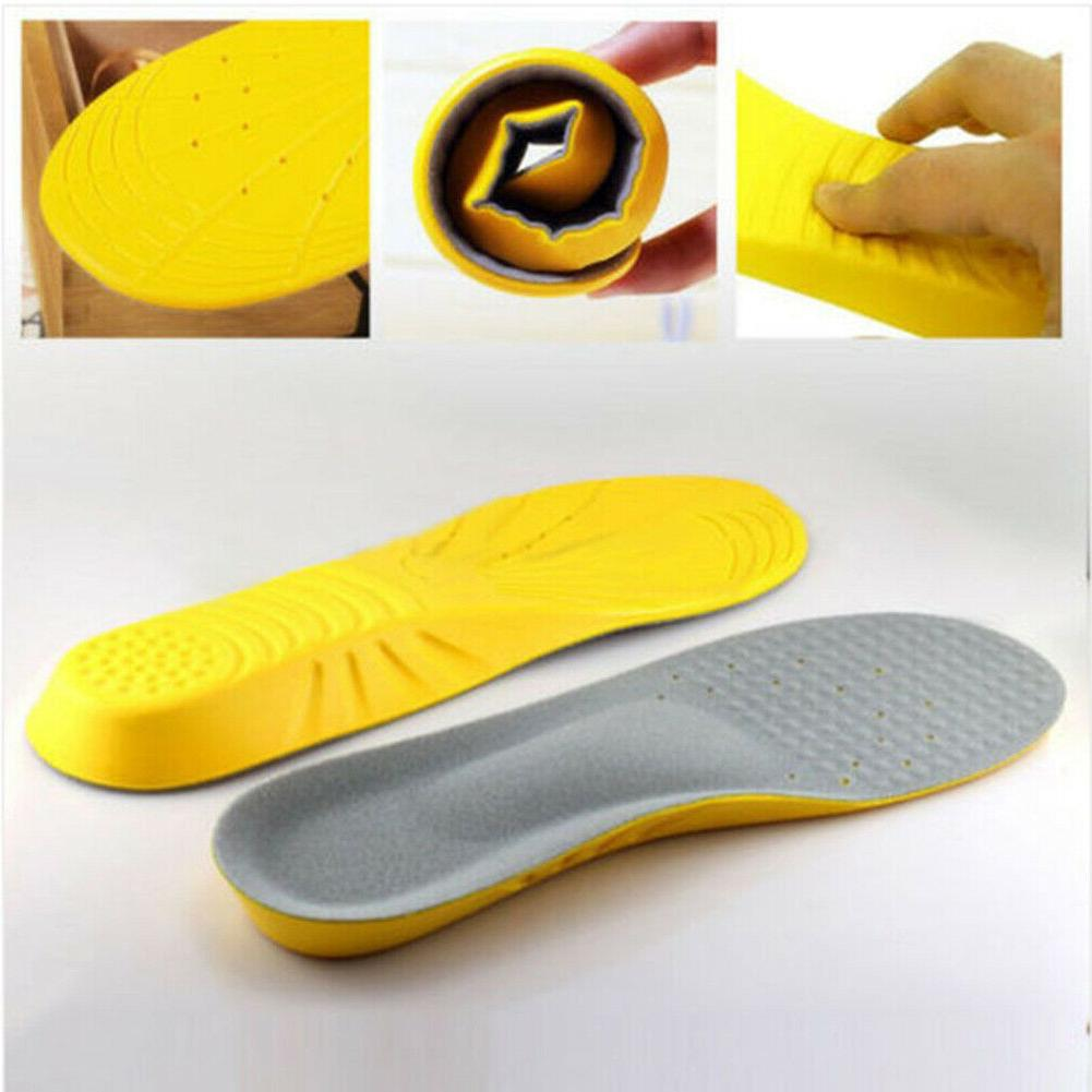 2X Memory Orthotic Arch Insert Insoles Shoe Pads #S5
