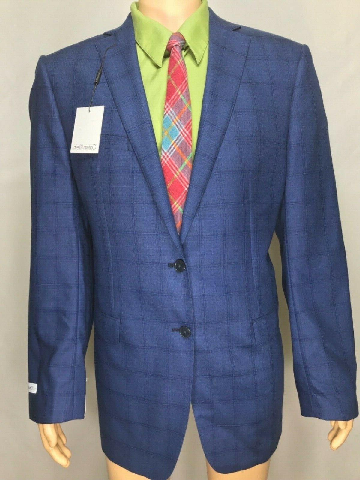 3225 nwt mens 44 long suit jacket