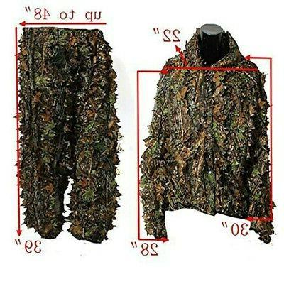 3D Suit Set Sniper Forest USA