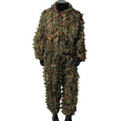 3D Sniper Jungle Forest Wood Camouflage USA