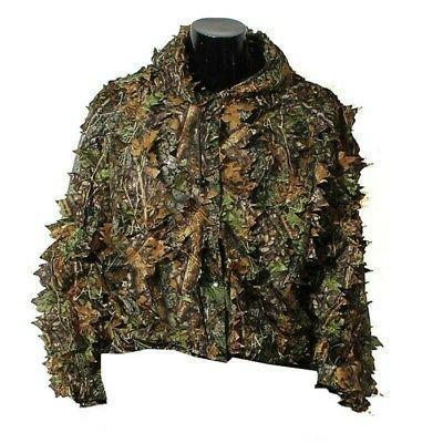 3D Ghillie Sniper Train Leaf Forest Wood USA