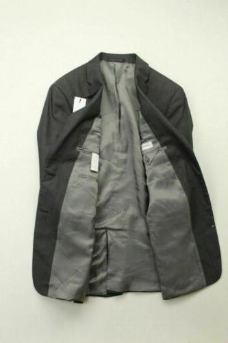 $400 Calvin Slim Fit Coat WOOL