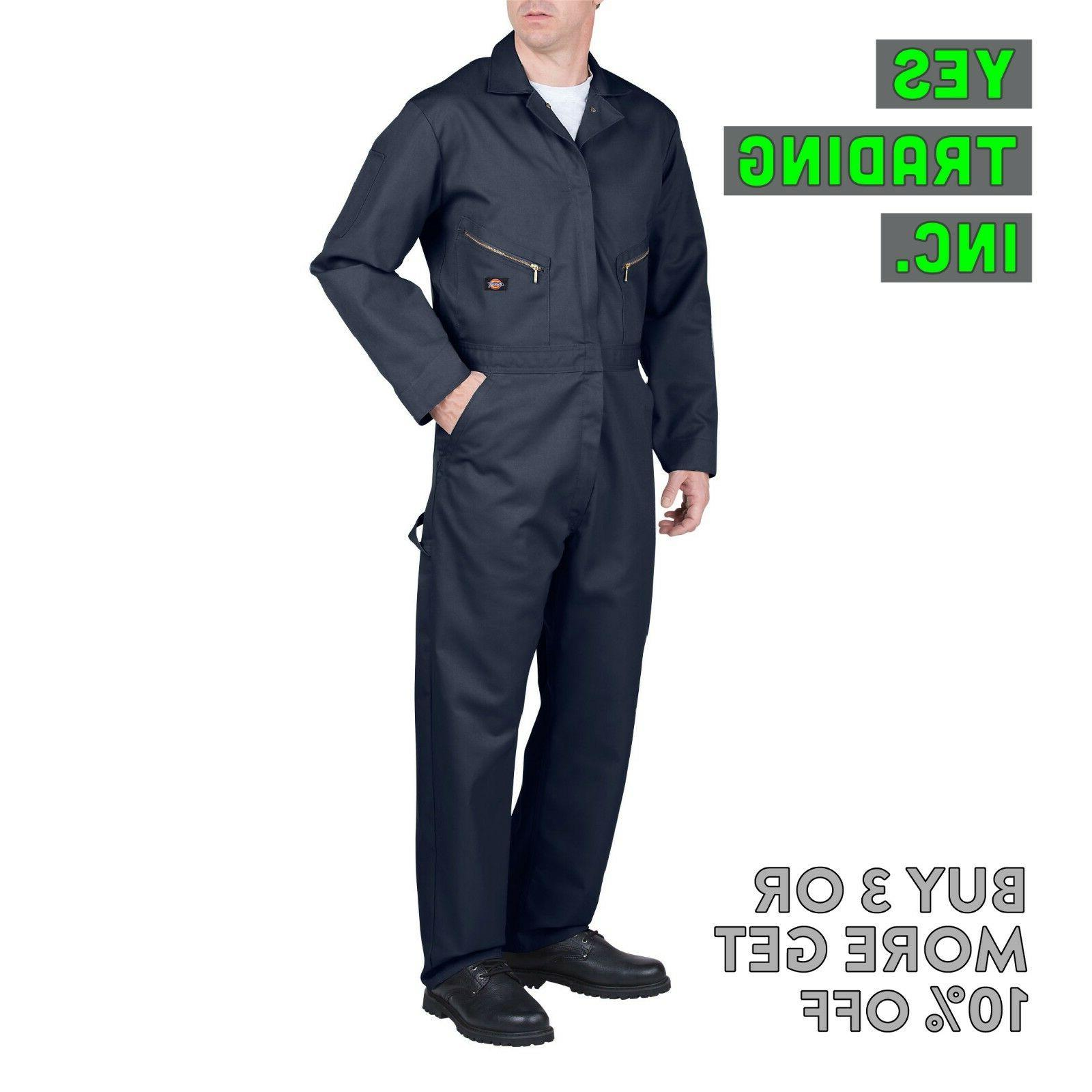 DICKIES LONG SLEEVE COVERALL SUIT SUIT