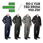 48799 mens coveralls long sleeve coverall mechanic