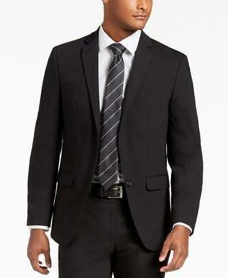 $495 Van Men's Fit Grid PC Suit 36S