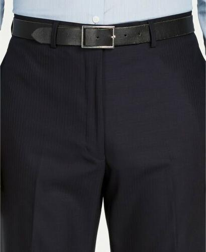 $600 Calvin Klein Stretch Midnight Blue Suit / x