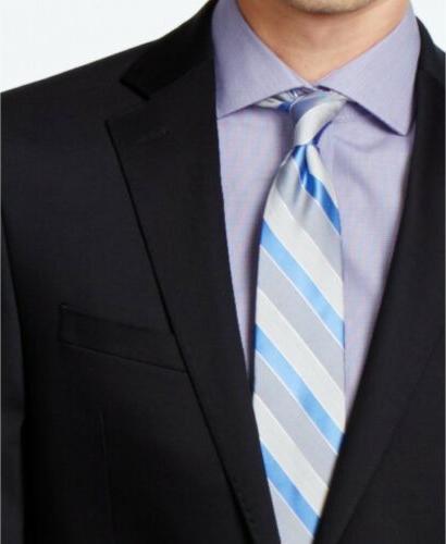 $600 Calvin Klein Blue X Fit 31W Flat Pant