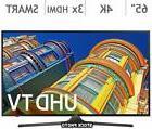 SAMSUNG 65'' CLASS 4K ULTRA HD LED LCD TV UN65KU630D