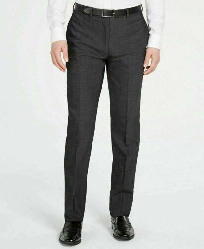 $650 Calvin Slim-Fit Suit 40S / 33W