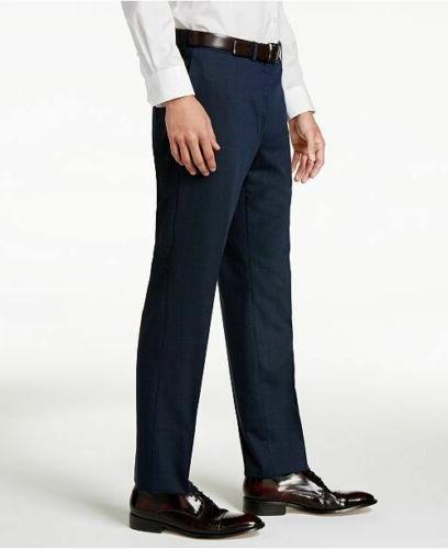 $650 Men's Slim-Fit Dark Blue 33W