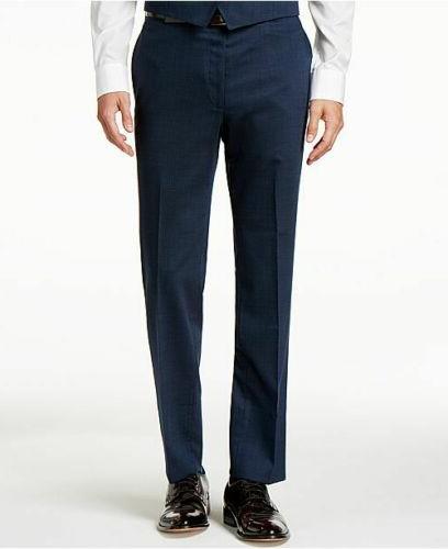 $650 Klein Slim-Fit Vested 36S /