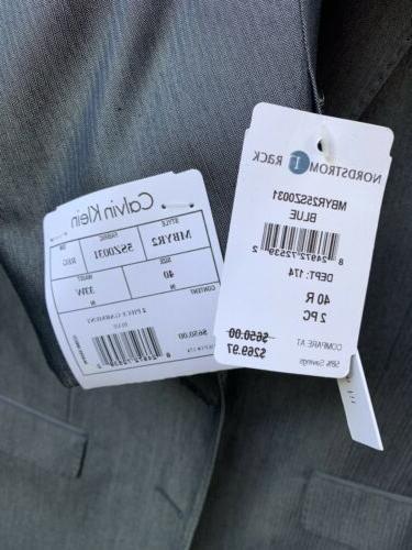 Suit X-Fit Blue Slim Pants