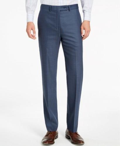 $700 Klein Slim-Fit Stretch Suit 40S x