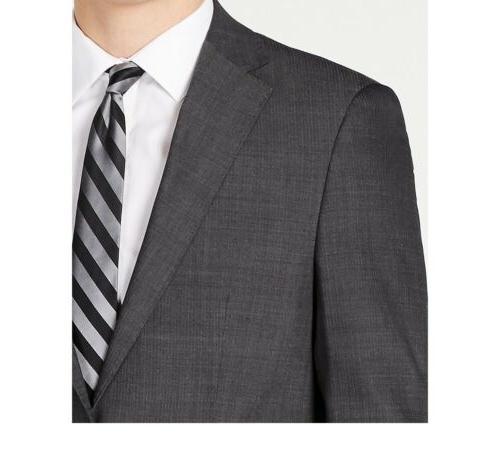 $700 Klein Slim-fit Charcoal 40R
