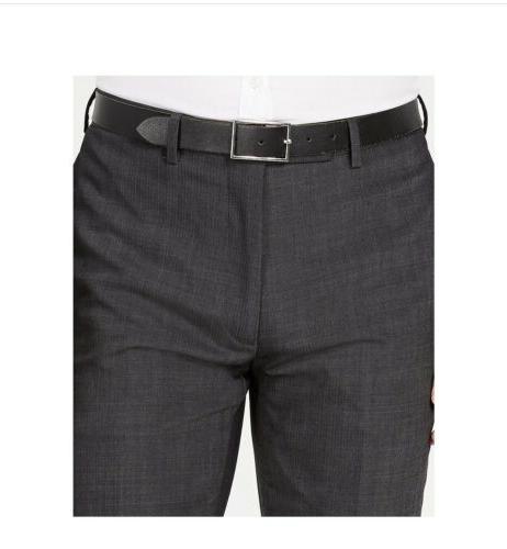 $700 Calvin Klein Men's Slim-fit Herringbone Suit 40R