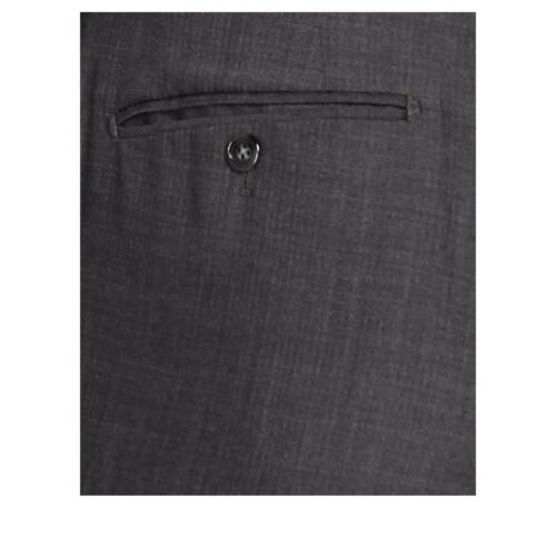 $700 Slim-fit Charcoal Suit 40R
