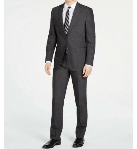 700 mens slim fit charcoal herringbone suit