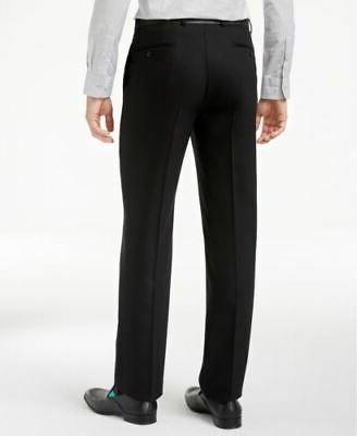 $700 Calvin Klein Slim Fit Suit 44R / x Flat Pant Wool