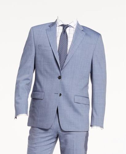 $745 RALPH LAUREN Men's CLASSIC Fit WOOL Sport Coat BLUE SUI
