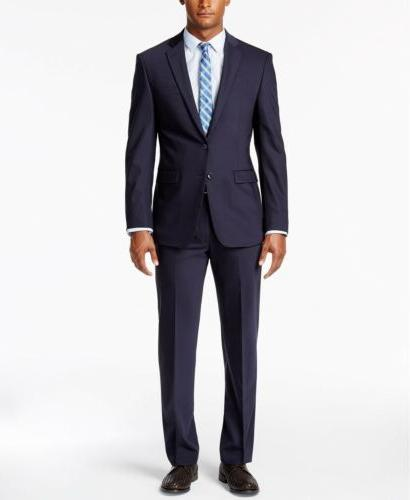 Calvin Navy X-Fit Suit
