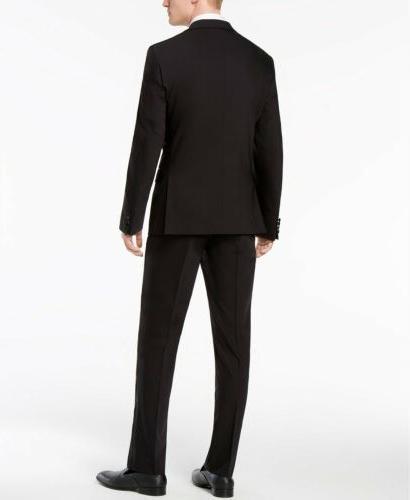 $800 CALVIN R Men EXTREME SLIM SUIT PANTS