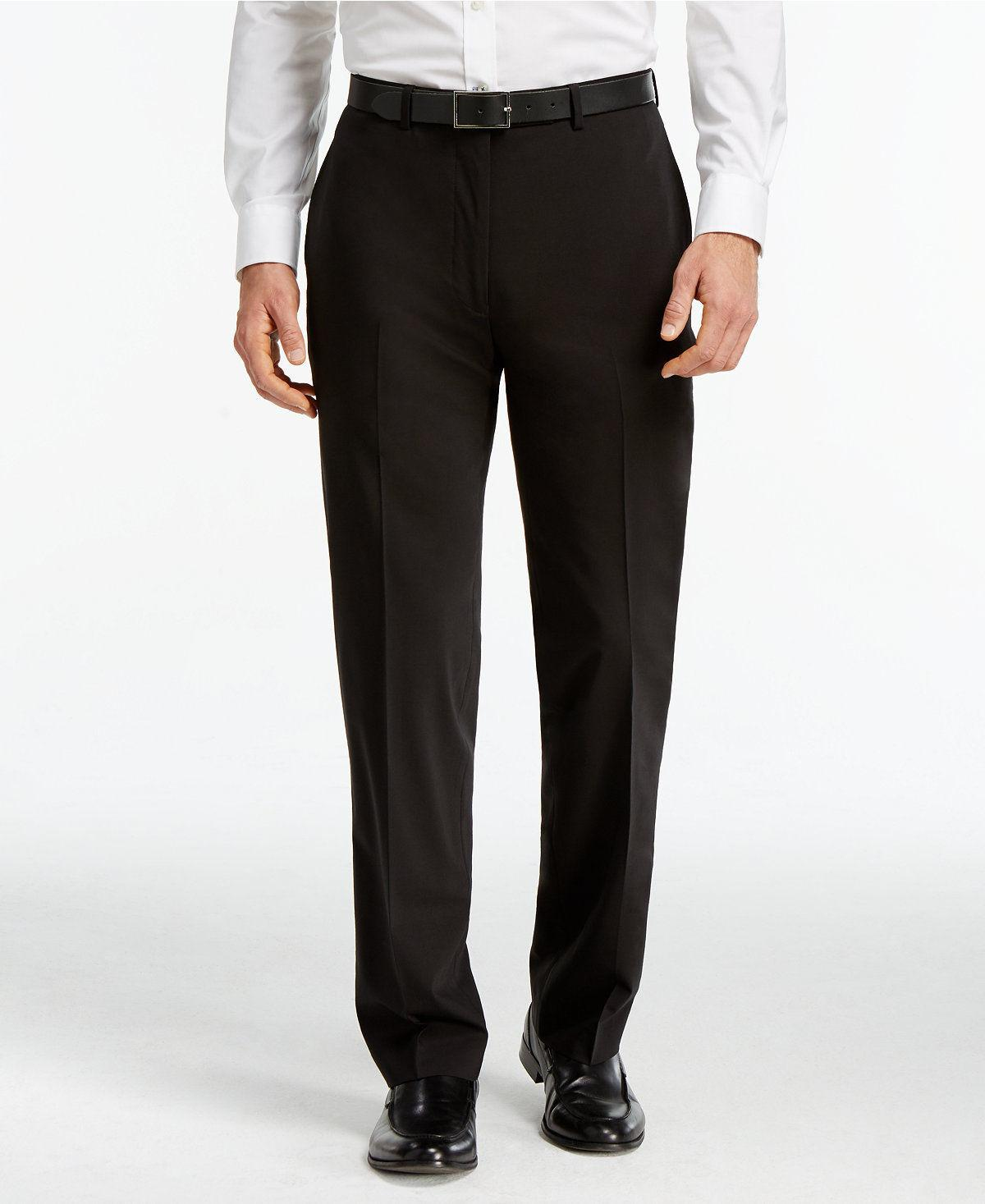 $815 CALVIN KLEIN Men Extreme Slim Fit Wool PIECE