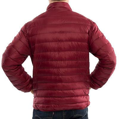 Alpine Light Down Jacket Puffer Bubble Warm Parka
