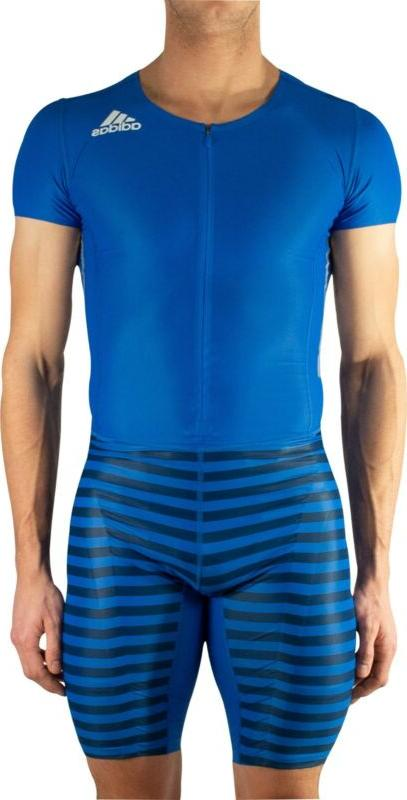 ADIDAS Adizero Mens NEW Track Suit