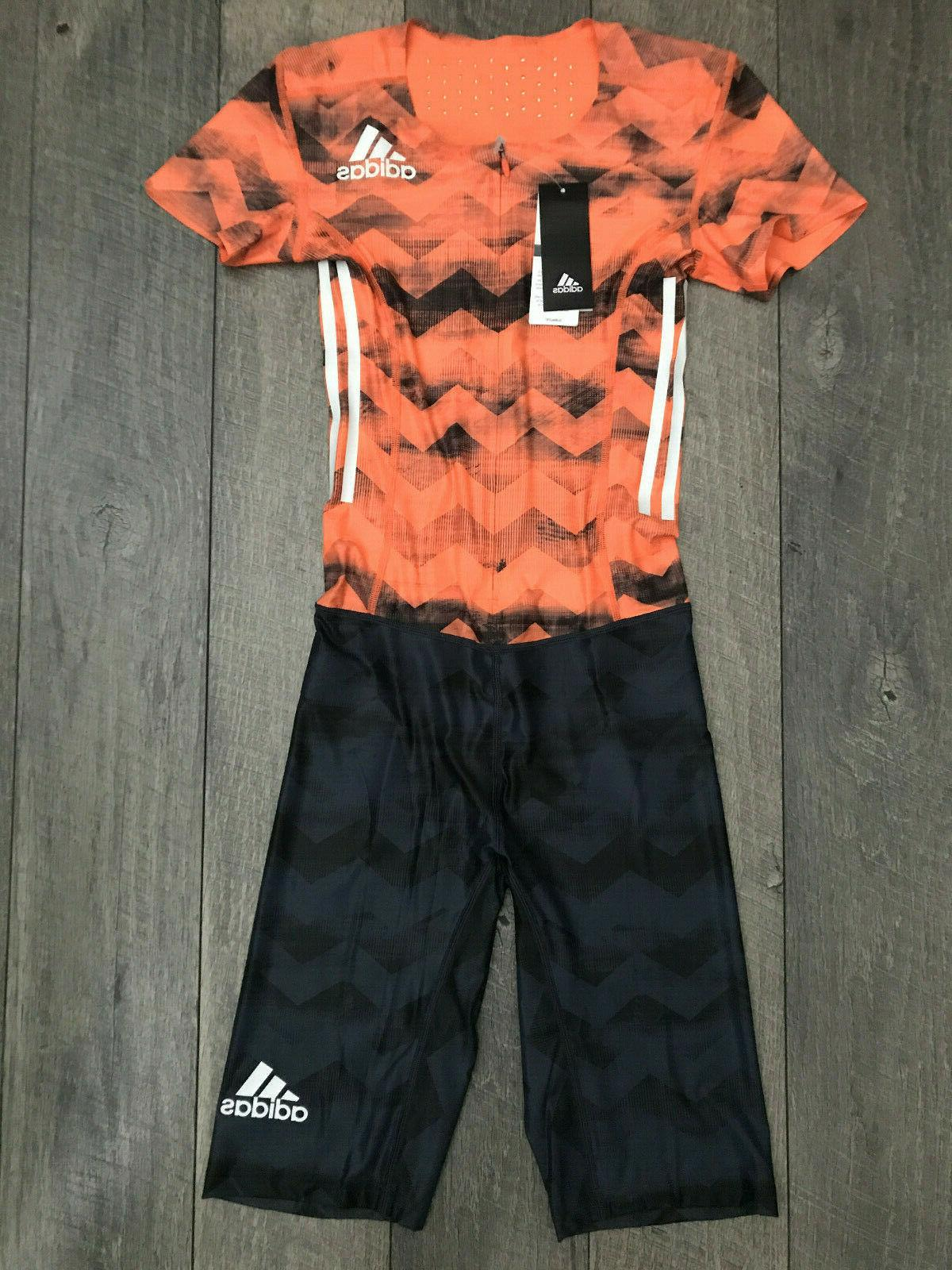 adizero sprint running track suit mens size