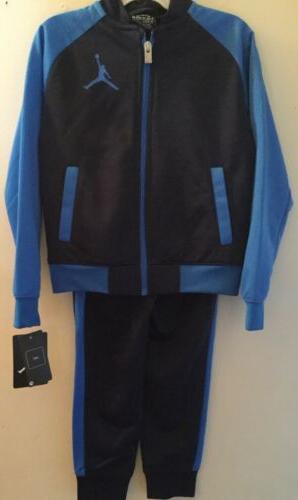 air nike boys track suit set jacket