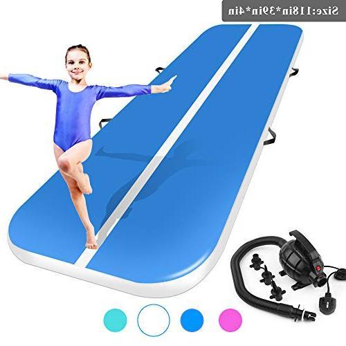 air track tumbling mat