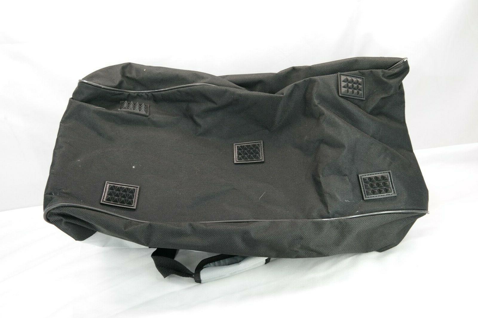 "Bella Roller Case Grey 14"" and a Duffel Bag"