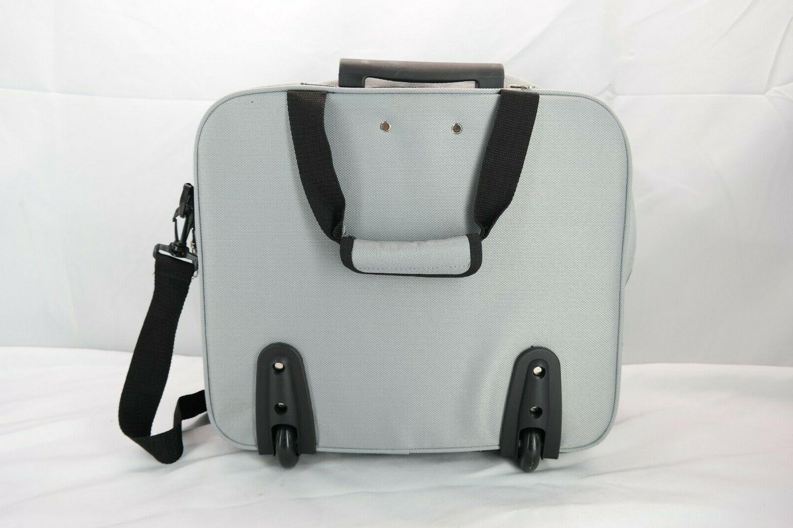 Bella Roller Case Grey a Duffel Bag TF