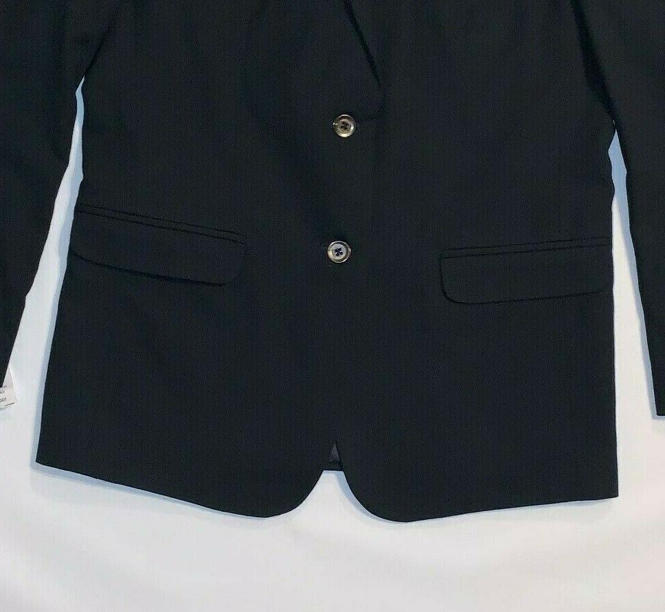 Youth Cuff Bi-Stretch Suit 18 Reg