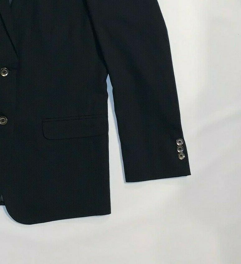 Calvin Klein Big Youth Suit Jacket Reg