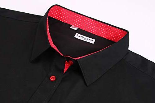7c89472fbb0 Alex Vando Mens Big & Tall Dress Shirts