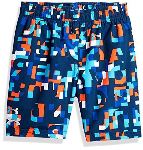 boys big volley fashion swim trunk multi