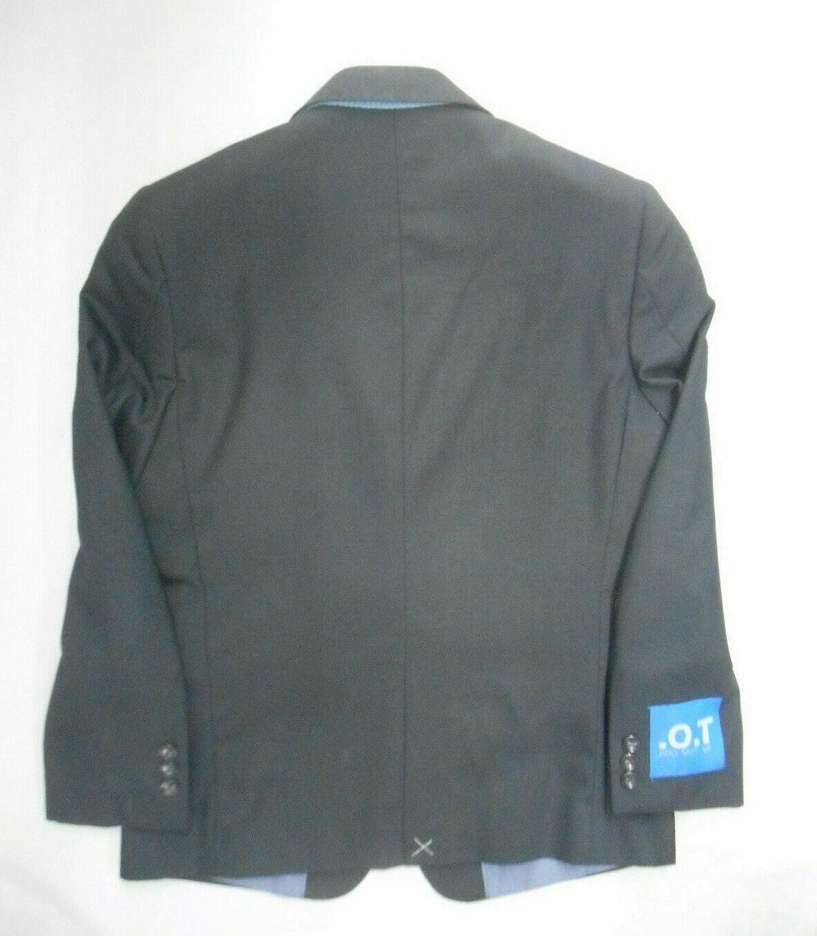 Boys Gray 2PC. Suit Sizes 14 Regular